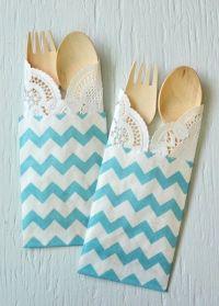 DIY Christmas Cutlery Holders | Cutlery Holder Ideas ...