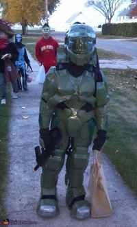 Halo Master Chief Costume | Patrick o'brian, Dress up and Halo