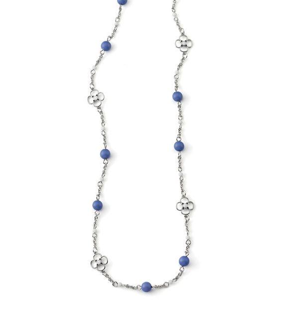 Lia sophia, Silver chains and Clovers on Pinterest