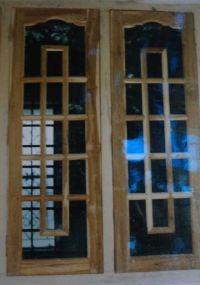 wood windows | Wood Design Ideas: Latest kerala model ...