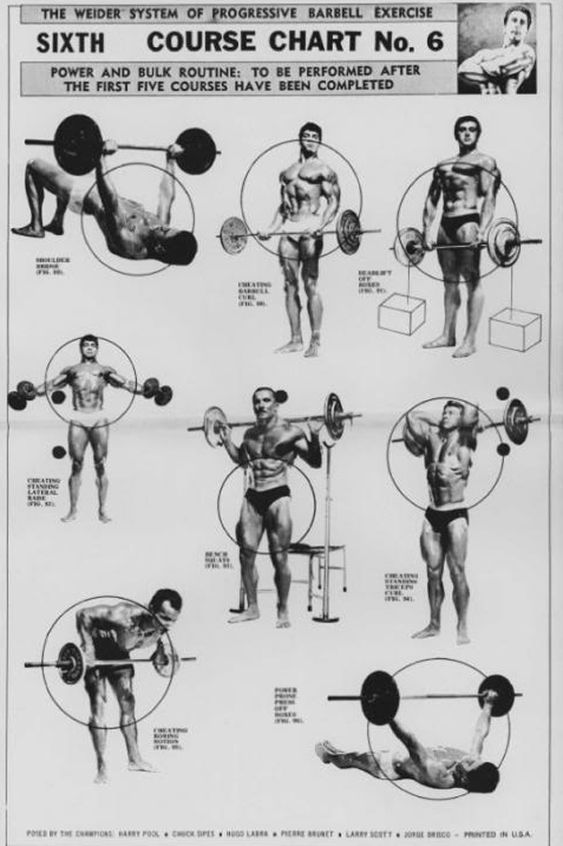 Barbell exercises, Exercise and The o'jays on Pinterest