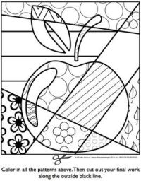 BACK TO SCHOOL INTERACTIVE COLORING SHEET FREEBIE ...