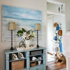Bedroom Hanging Chair Cheap Heart Shaped Elegant Home That Abounds With Beach House Decor Ideas | Coastal Art, Entryway And Beaches