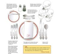 Table settings, Formal table settings and Tables on Pinterest