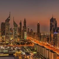The Tallest Buildings in Dubai Over 300 Meters