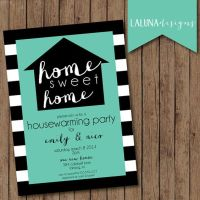 Housewarming Invitation, Housewarming Party, Housewarming