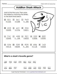 """Solve this basic addition math riddle to find out """"What is ..."""