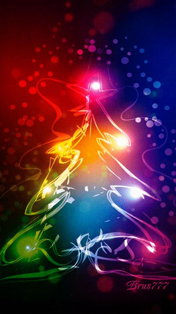 Create Your Own Iphone Wallpaper Online Neon Xmas Colors Christmas 773 Love Me Some Christmas