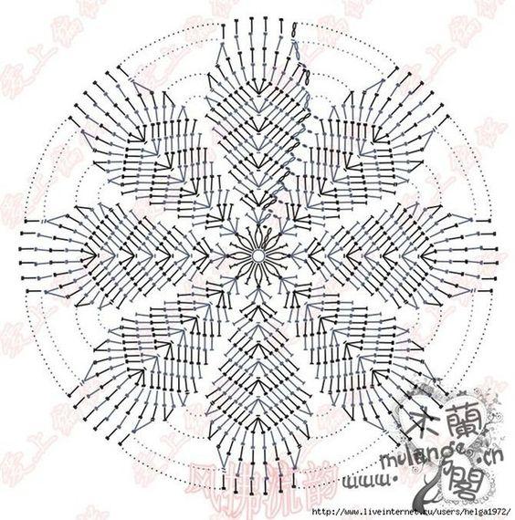 Вязаные береты крючком схемы-berretto tutorial-hat