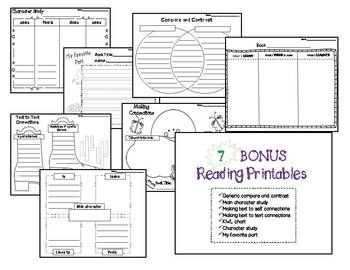 Readers workshop, 1st grades and Charts on Pinterest