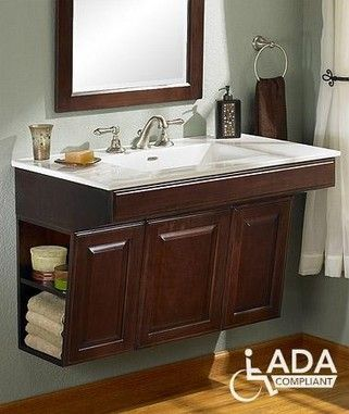 Cabinets and Hardware  ADA Compliant WallMounted
