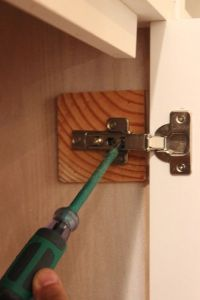 DIY Built-Ins Series: How to Install Inset Cabinet Doors ...