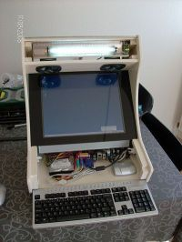 Project MAME and WeeCade - Build your own MAME cabinet ...