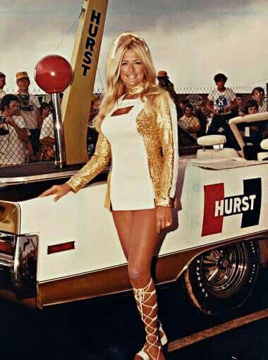 Linda Vaughn  Non race car racing items  Pinterest