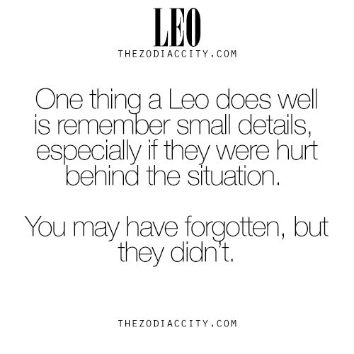 Zodiac Leo Facts. For more information on the zodiac signs