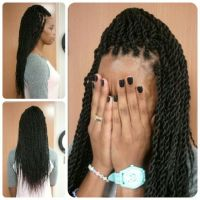 bobbi boss jumbo braid senegalese twists using bobbi boss ...