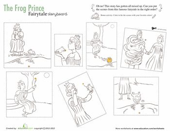 Comprehension, The frog prince and The o'jays on Pinterest