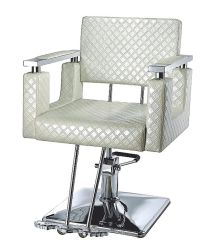 """Louis"""" Styling Chair in pearl white - Salon Equipment ..."""