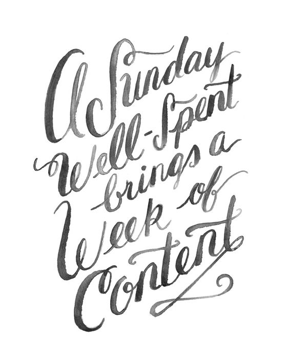 Calligraphy, Sunday funday and Lettering on Pinterest