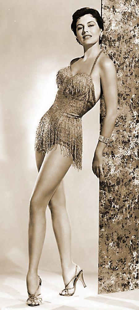 ~Cyd Charisse was born Tula Ellice Finklea on March 8, 1921 in Amarillo, Texas.:
