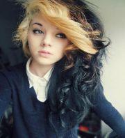 hot pixie highlight teen