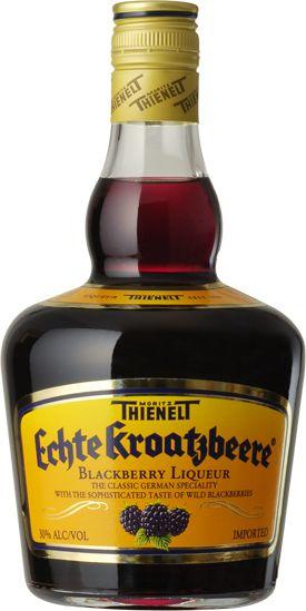 Liqueurs and Blackberries on Pinterest