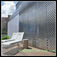 Architecture Metal Screen / Decorative Metal Wall ...