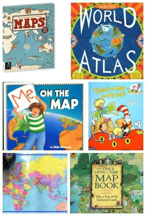 Geography Maps and Geography activities on Pinterest