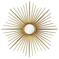 Starburst mirror. Perfect for over fireplace. | MIRRORS ...
