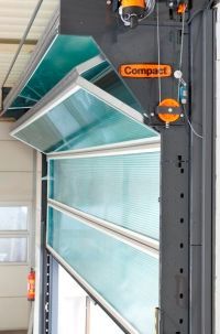 The Compact Door has been designed to incorporate the ...