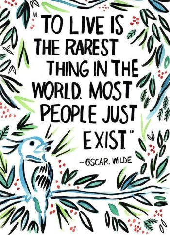Oscar Wilde quote // The Sweetest Occasion: