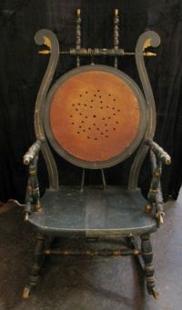 Spinning wheels, Assemblages and Rocking chairs on Pinterest
