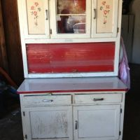Cabinets, To the and Hoosier cabinet on Pinterest