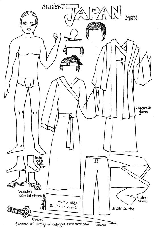 Paper dolls, Ancient rome and Ancient egypt on Pinterest