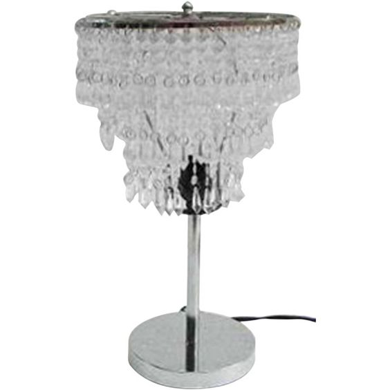 Chandelier Table Lamp (@ Meijer.com)