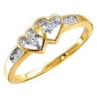 most beautiful gold ring designs for girls