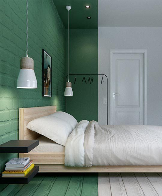 Painting Ideas for Daring & Dramatic People | Apartment Therapy: