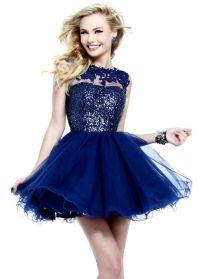 Sherri Hill 21217 Beaded Lace Dress - Cute and fun ...