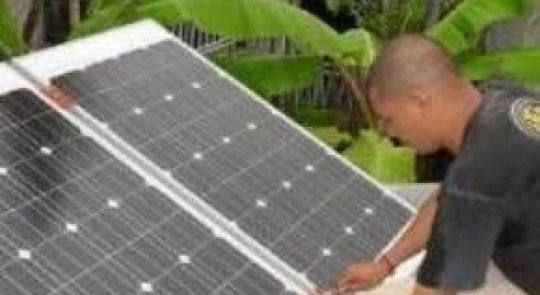 How to Build Solar Panel -- Materials Needed to Construct a Solar Power Generator