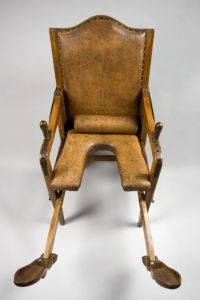 Antique Birthing Chair (as seen in Call The Midwife) Thank ...
