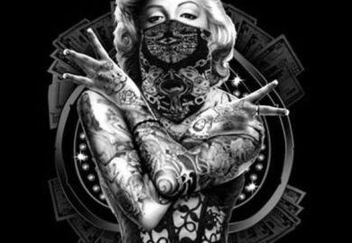 Gangster Tattoo Ideas