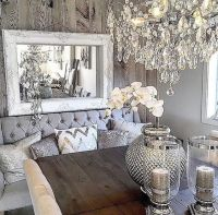 Grey rustic glam | Rustic Glam | Pinterest | The ...