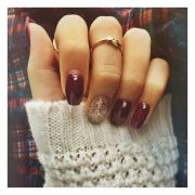 fall 2015 gel nails