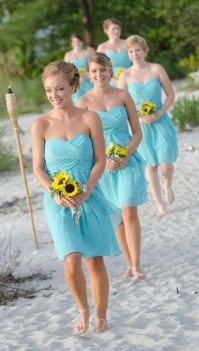 beach bridesmaid dresses_summer bridesmaid dresses_tiffany ...