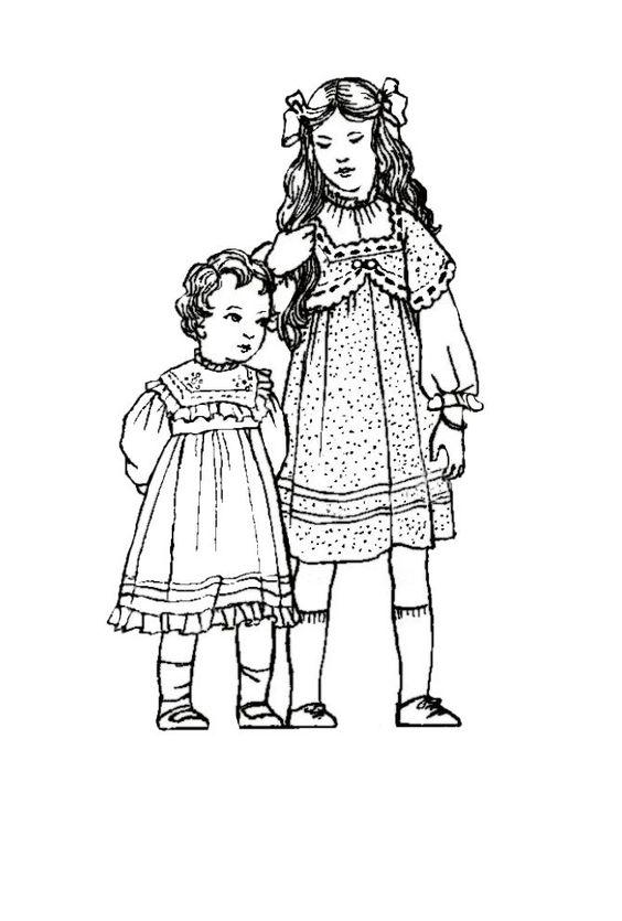 Children clothes, Children and Edwardian fashion on Pinterest