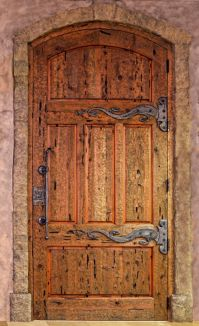 Castle Door - Medieval Castle - CED422 | Things I would ...
