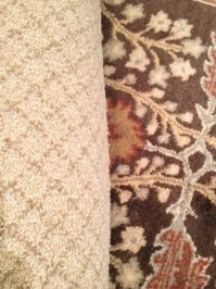 How to Turn a Carpet Remnant into a Rug | Carpets, Rugs ...