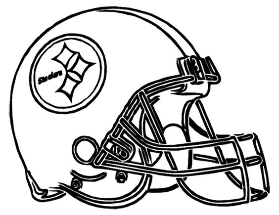 Football, Coloring and Coloring pages on Pinterest