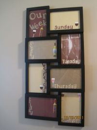 Erase board, Dry erase board and Walmart on Pinterest