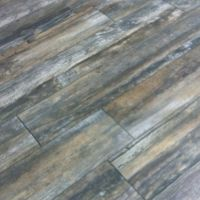 Reclaimed - Ash wood plank tile. Resistant to all moisture ...